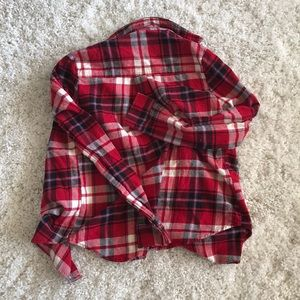 Forever 21 Tops - Flannel shirt